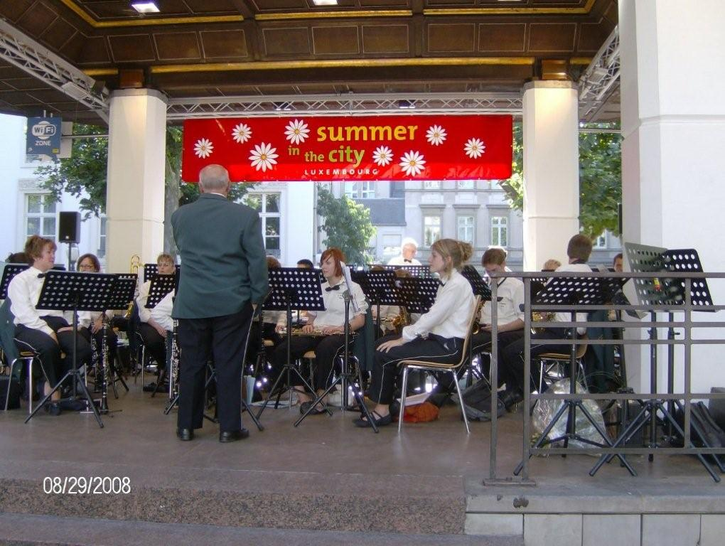 LUXEMBOURG, Concert Place d armes