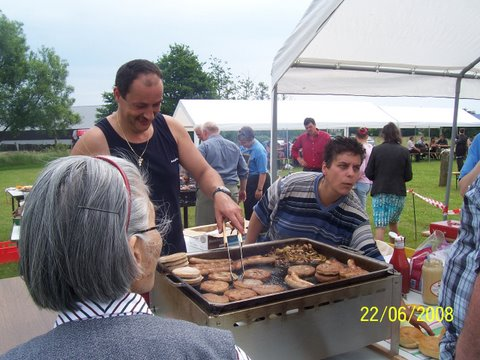 ETALLE, Barbecue - Brocante